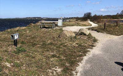 Erosionsskydd kustdammar Lomma